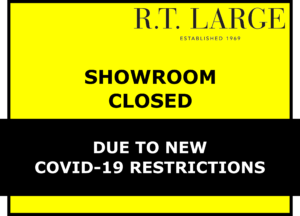 COVID-19 Showroom Closed